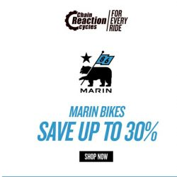 [Chain Reaction Cycles] Now Live: 30% off Marin Bikes ➕ 25% Dhb Clothing