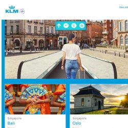 [KLM] Last seats available. Don't miss out on this deal!