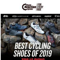 [Chain Reaction Cycles] Top 12: Best Footwear of 2019 🔥