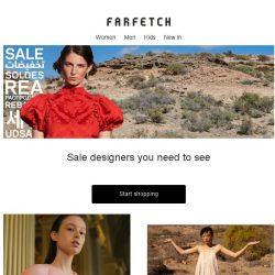 [Farfetch] Balmain, Jacquemus and more are now on Sale
