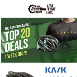 [Chain Reaction Cycles] Top 20 Deals: One Week Only!