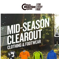 [Chain Reaction Cycles] 60% off, in Your Size 