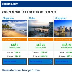 [Booking.com] Prices in Negombo dropped again – act now and save more!