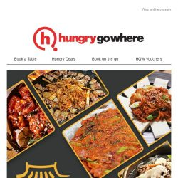 [HungryGoWhere] Fancy Korean meals? Sikdang offers 1-for-1 deal on ALL Dishes: Hotplate, stew, fried chicken, and more