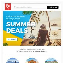 [Kaligo] , grab your sunglasses and check out these SUMMER DEALS☀️