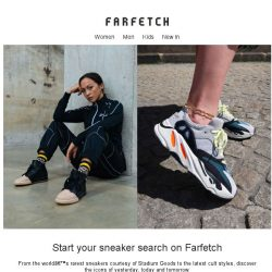 [Farfetch] Every sneaker you could possibly need