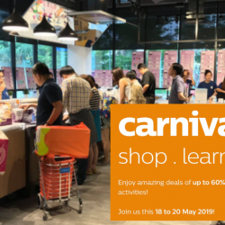 Philips: Carnival 2019 with Up to 60% OFF Household Appliances, Personal Care Tools & Infant Care Products