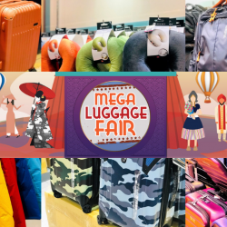 Takashimaya: Mega Luggage Fair with Up to 70% OFF Luggage & Travel Accessories from  American Tourister, Delsey, Victorinox & More!
