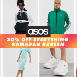 ASOS: Get 30% OFF Everything From Jeans to Jackets & Shirts to Shoes!