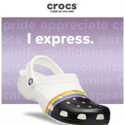 [Crocs Singapore] Introducing the New Collection of Rainbow