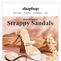 [Shopbop] Just in: event-ready shoes