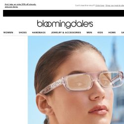 [Bloomingdales] Introducing Kenzo sunglasses 