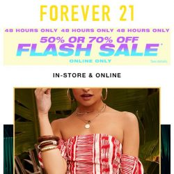 [FOREVER 21] What are you wearing?