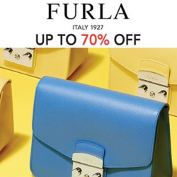 On The List: Furla Flash Sale with 50% to 70% OFF Bags, Accessories, Footwear, Eyewear & Watches!