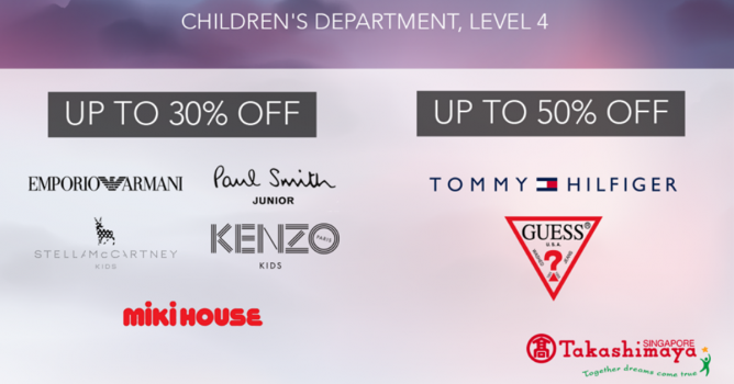 12186b27 Get your kids ready for play by dressing them in the brands they love, with  up to 50% OFF Emporio Armani Junior, Kenzo Kids, Tommy Hilfiger, ...