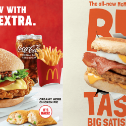 McDonald's: NEW McSpicy Deluxe, McMuffin Stack, Bandung Soft-Serve & More!