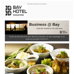 [Bay Hotel] Start Q3 with the Sun, Sand and Sea Voyage