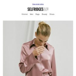 [Selfridges & Co] The winning co-ords we'll be working this summer...