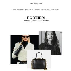 [Forzieri] Sultry Chic: Alexander Wang