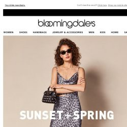 [Bloomingdales] Need: Leopard-print midi skirts from Sunset + Spring