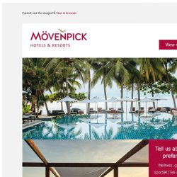[Mövenpick Hotels & Resorts] Our journey continues  !