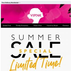 [SaSa ] 【Summer Special Sale】Selected Items UPTO 88% OFF