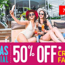 Royal Caribbean: Book Now & 50% OFF 1st and 2nd Guest!