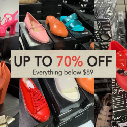 On The List: Melissa Flash Sale with Up to 70% OFF Women & Kids' Footwear!