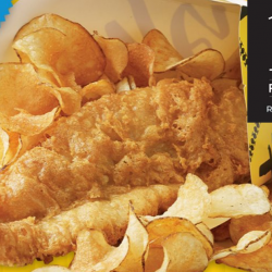 Big Fish Small Fish: Enjoy 1-for-1 Fish & Crisps at JCube!