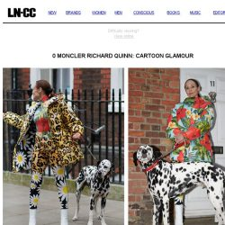 [LN-CC] 0 Moncler Richard Quinn + In Conversation: Our Legacy Founder Cristopher Nying + Eckhaus Latta X Ugg