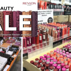 Revlon: Big Beauty Sale with Up to 80% OFF Revlon Products