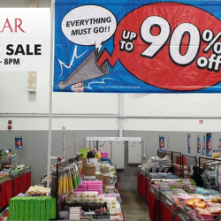 POPULAR: Warehouse Sale with Up to 90% OFF Stationery, Assessment Books, Books, Music and Gadgets & IT Items!