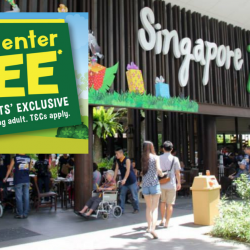 Wildlife Reserves Singapore: Kids Enter Jurong Bird Park and Singapore Zoo for FREE in October!