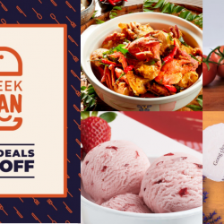 Klook: Weekly Deals with Up to 80% OFF Gong Cha, Häagen-Dazs Ice Cream, GoGo Franks & More!
