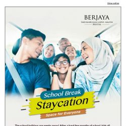 [Berjaya Hotels & Resorts EDm] School Break Staycation - Space For Everyone