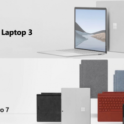Microsoft: Meet the NEW and Upgraded Surface Products!