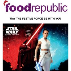 [BreadTalk] May the Festive Force be with you