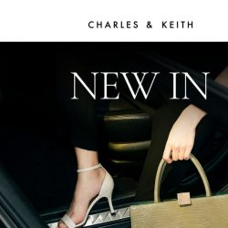 [Charles & Keith] Just In: Hottest Holiday Picks