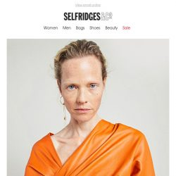 [Selfridges & Co] What's in store for 2020?