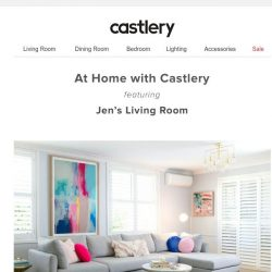 [Castlery] At Home with Castlery – Bright & Breezy