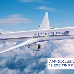 Singapore Airlines: Enjoy Fares from SGD178 All-In to Bangkok, Seoul, Dubai, Beijing & More with App Exclusive Promo Code!