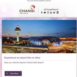 [Changi Airport] ), are you an extreme traveller?