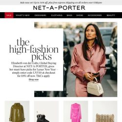 [NET-A-PORTER] Get 10% off* our Buyer's picks for Lunar New Year