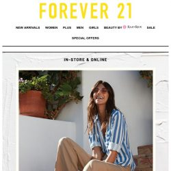 [FOREVER 21] ✨WE NEED A RESOLUTION.
