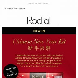 [RODIAL] New In   Chinese New Year Gift Set ❤️