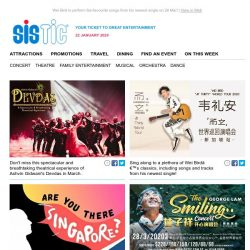 [SISTIC] Get your tickets to a 2-days music and lifestyle mega festival in Singapore this May!