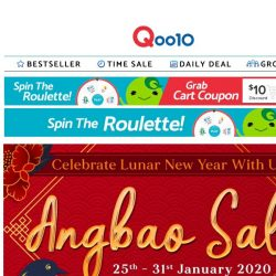 [Qoo10] 【ANG BAO SALE| Up To 75% Off】$7.9 MUCOTA Home care,$39.99 Mediplus All In One Gel