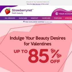 [StrawberryNet] 😍Up to 85% off to capture your ❤️