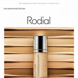[RODIAL] Skin Lift Foundation   Your New Holy Grail