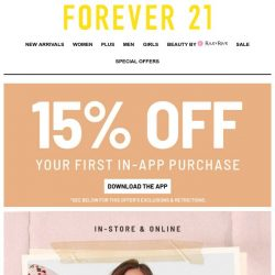 [FOREVER 21] THIS is cute